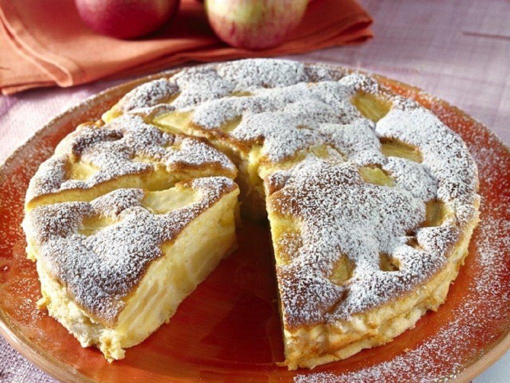 Photo of Italienischer Apfelkuchen