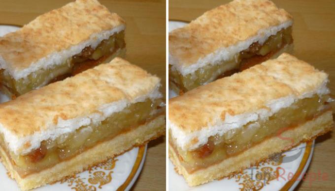 Photo of Der beste Apfelkuchen mit Baiser: Er zergeht auf der Zunge!