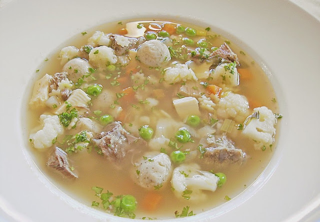 Photo of Omas Rindfleischsuppe