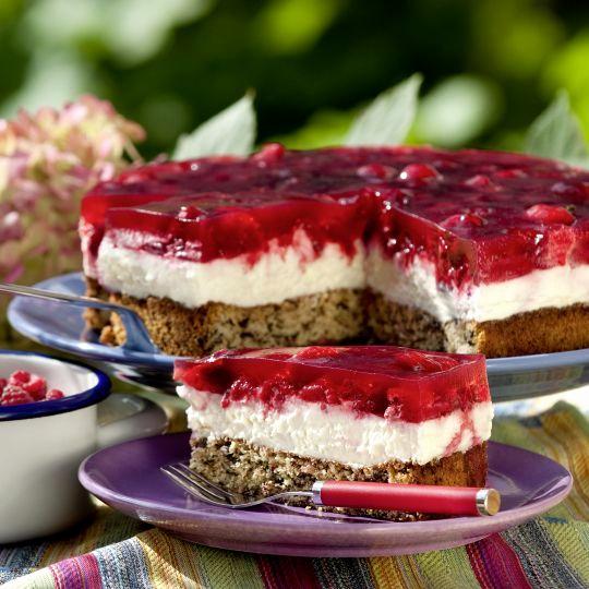 Photo of Himbeer-Mascarpone-Torte