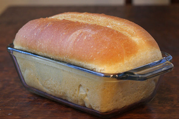 Photo of Brot (schnell + lecker)