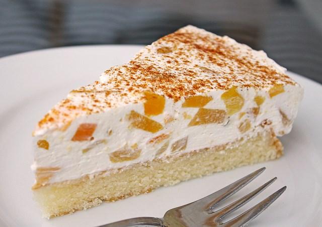 Photo of Pfirsich – Schmand – Kuchen