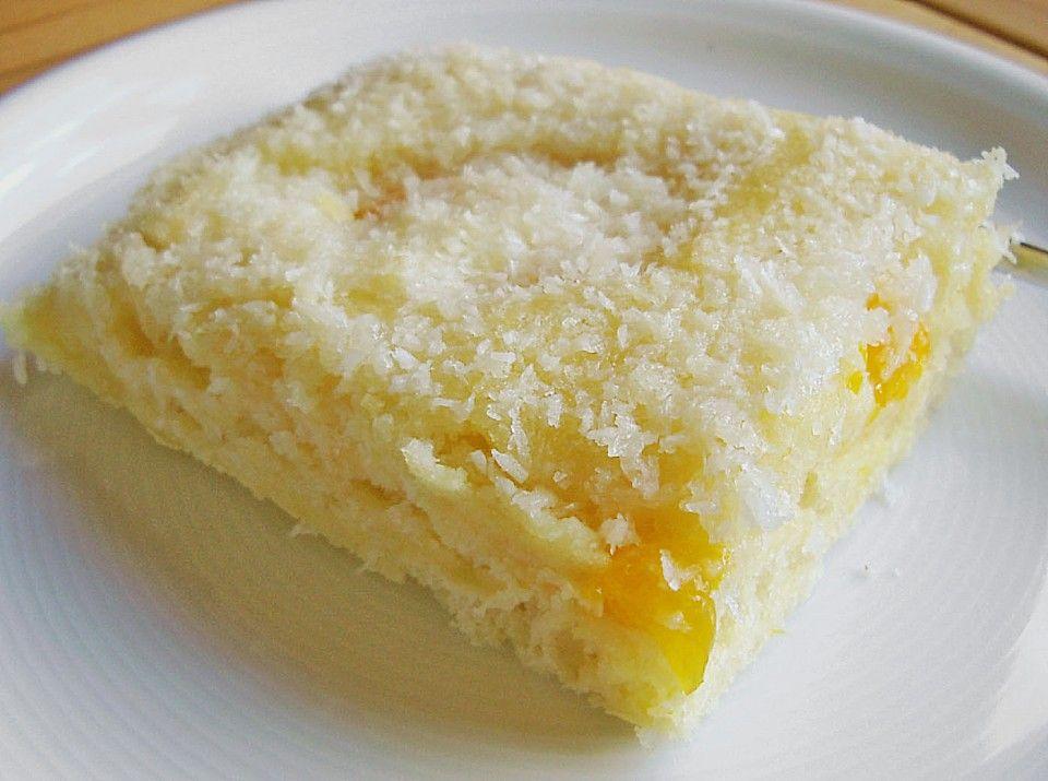 Photo of Buttermilch – Kokos – Kuchen Tassenkuchen