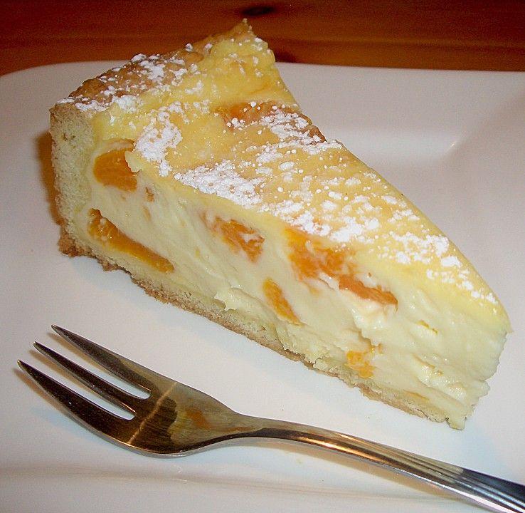 Photo of Mandarinen Lecker Schmand Pudding Kuchen