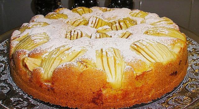 Photo of Schneller Apfelkuchen