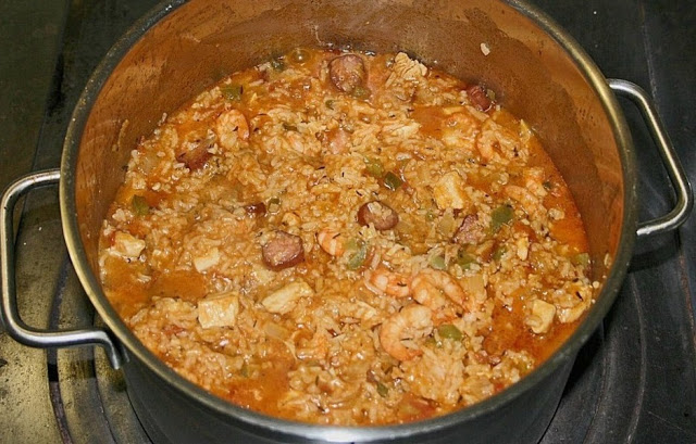Photo of Jambalaya