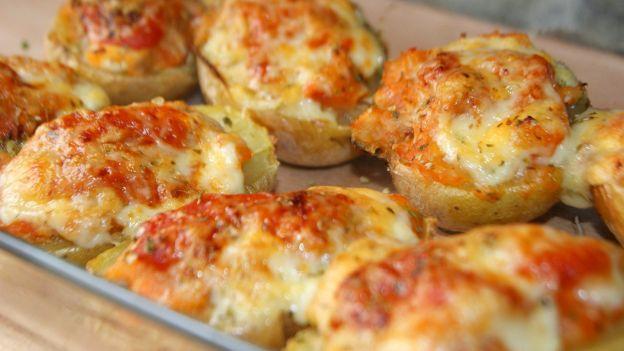 Photo of Ofenkartoffeln mit Thunfisch und Käse