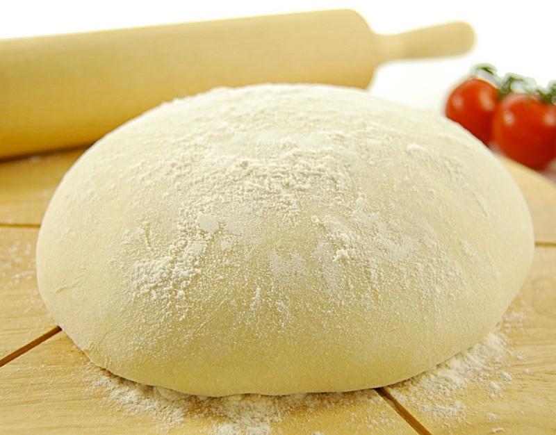 Photo of Schneller Pizzateig ohne Hefe