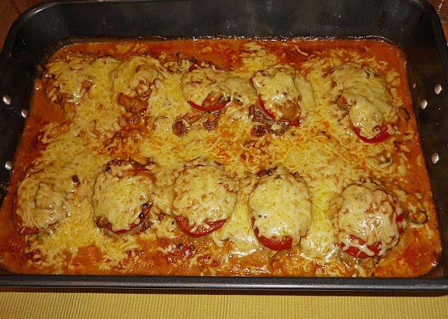 Photo of Schnitzelpizza