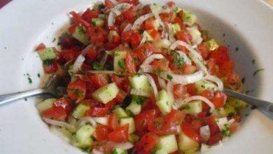 Photo of Türkischer Tomatensalat