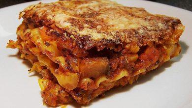 Photo of Gemüse-Lasagne vegetarisch