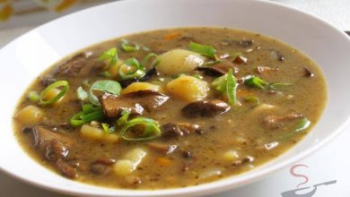Photo of Kartoffel Pilz Suppe