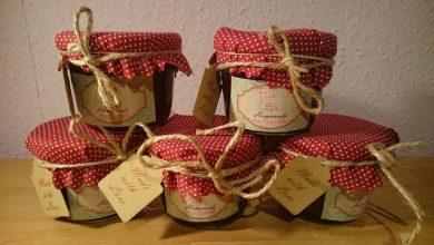 Photo of Weihnachtliche Glüh – Kirsch – Marmelade
