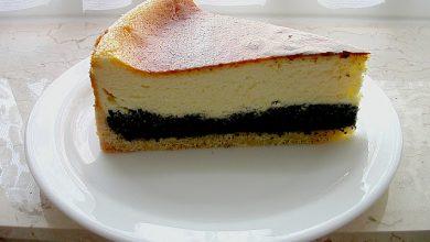 Photo of Mohn-Käse-Torte
