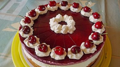 Photo of Rotkäppchen Torte