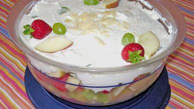 Photo of Frucht Schicht Salat