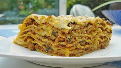 Photo of Spinat – Bolognese – Lasagne