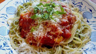 Photo of Spaghetti all' arrabbiata (scharf)