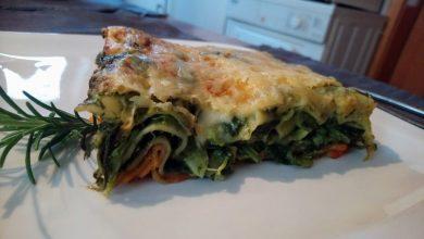 Photo of Spinat – Lasagne