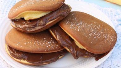 Photo of Amerikanische pfannkuchen mit nuttela