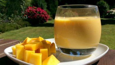 Photo of Mango – Bananen – Smoothie