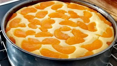 Photo of Quarkkuchen ohne boden, zubereitung nur 3 minuten !