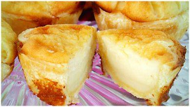 Photo of Käsekuchen muffins ohne boden, einfach super !