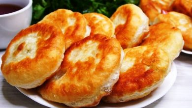 Photo of Ungarische langos mit knoblauchcreme & käse
