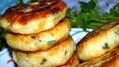Photo of Schnelle kartoffelfladen mit knoblauch