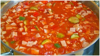Photo of Soljanka nach omas rezept