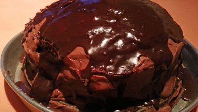 Photo of Amerikanischer Schokoladenkuchen extrem schokoladig – schokoladiger geht es nicht