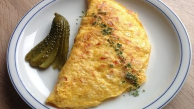 Photo of Low Carb Omelette